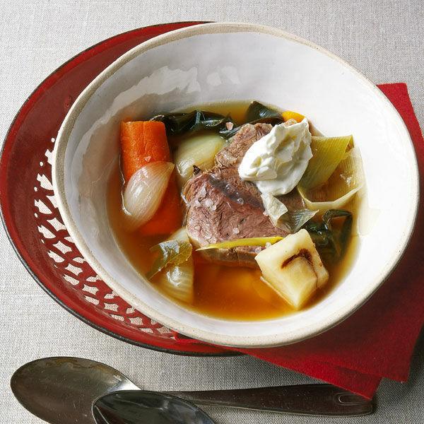 Elsässisches Pot Au Feu Rezept Küchengötter