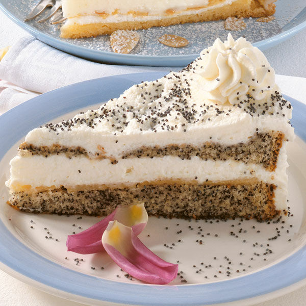 Mohn Torte Rezept Kuchengotter