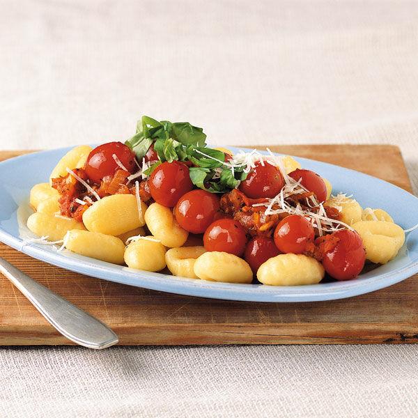 SiS Gnocchi mit Tomatensauce