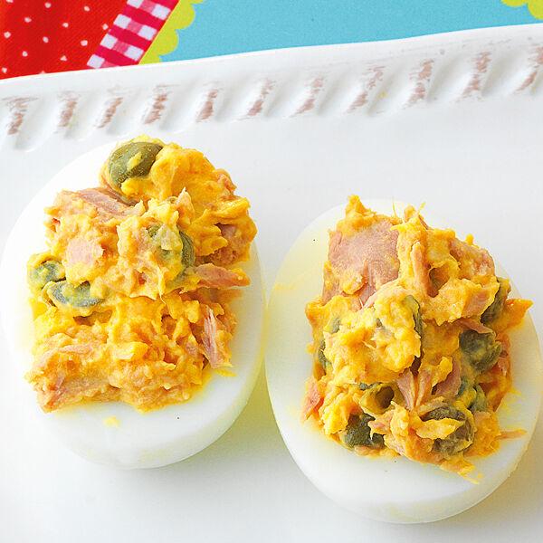Eier schiffchen rezept k cheng tter - Eier hart kochen dauer ...