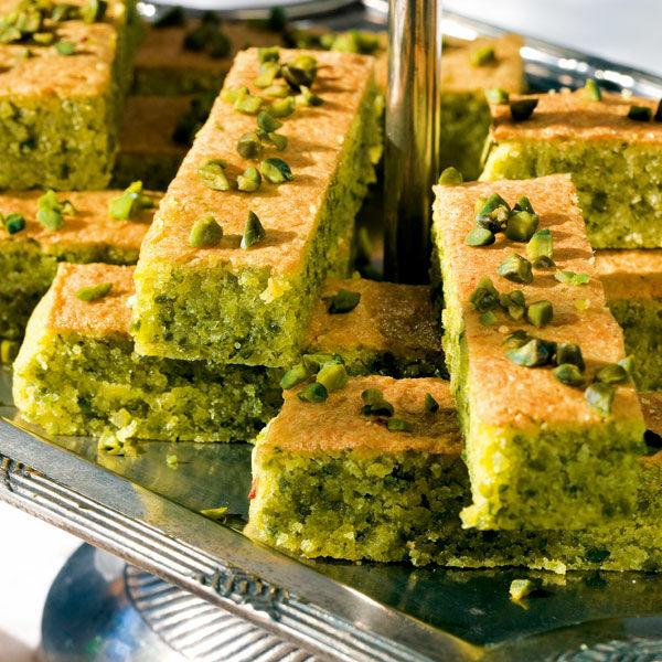 Pistazien Mandel Kuchen Rezept Kuchengotter