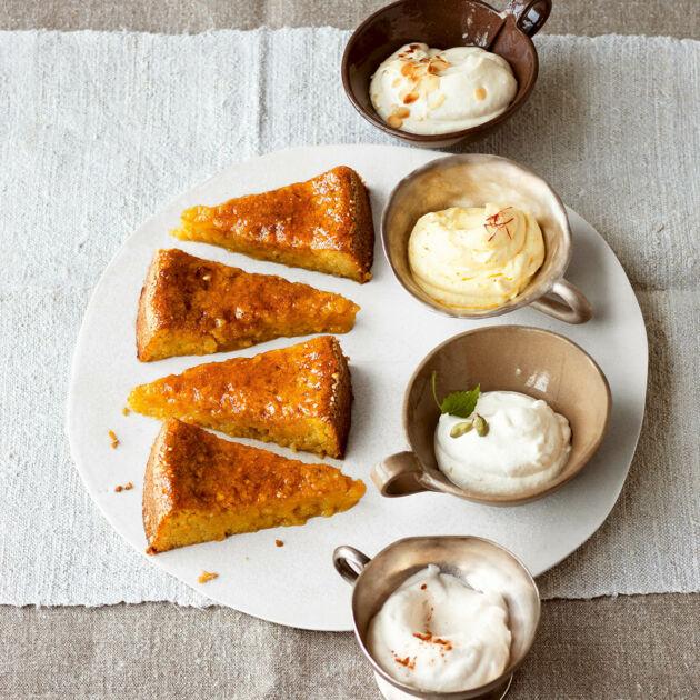 Saftiger Orangen Mandel Kuchen Rezept Kuchengotter