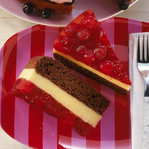 Rote Grutze Torte Rezept Kuchengotter