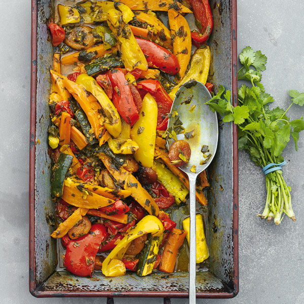 marokkanische gemüse-tajine mit aprikosen rezept | küchengötter - Marokkanische Küche Rezepte