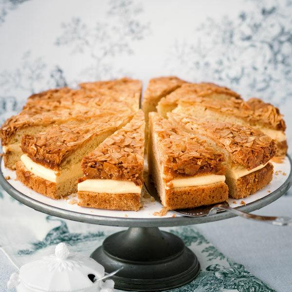 Omas Küche Rezepte | Omas Bienenstich Rezept Kuchengotter
