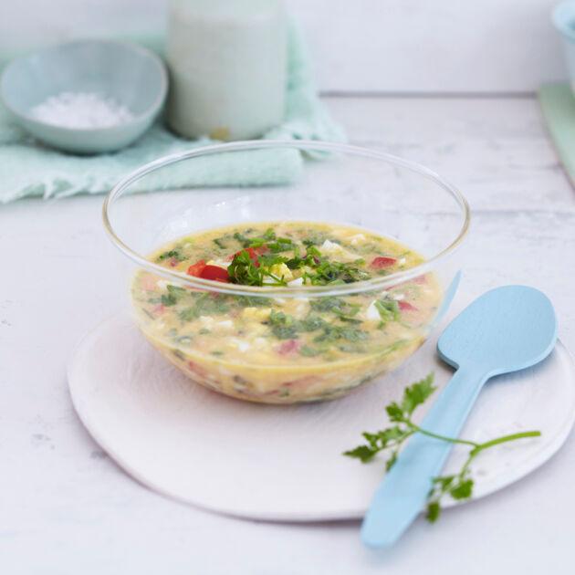 Eier tomaten dressing rezept k cheng tter - Eier kochen dauer ...