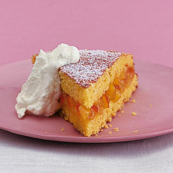 Polenta Orangen Kuchen Rezept Kuchengotter