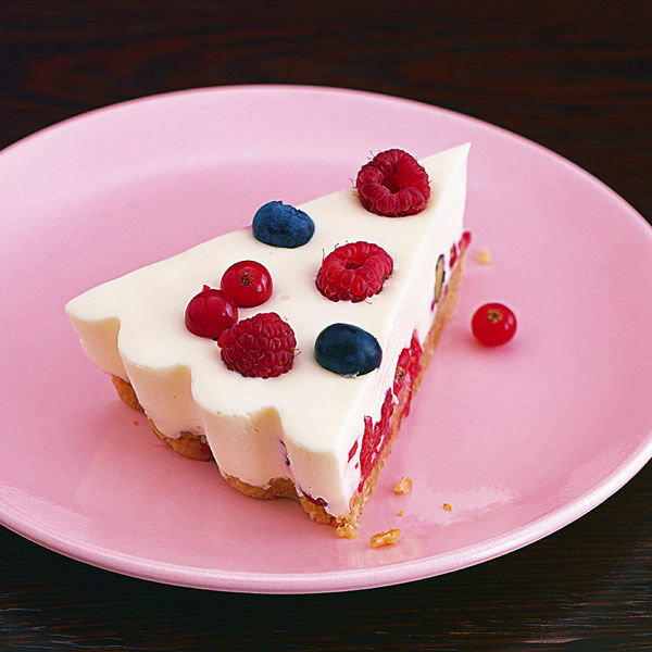 Crème-fraîche-Kuchen Rezept | Küchengötter
