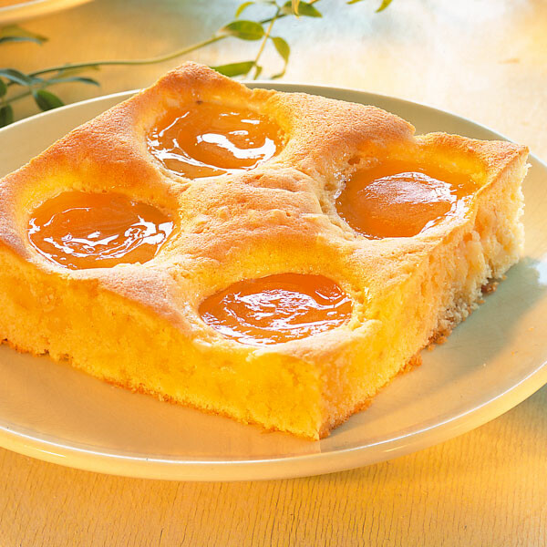 Aprikosen Schmand Kuchen Mit Orangeat Rezept Kuchengotter