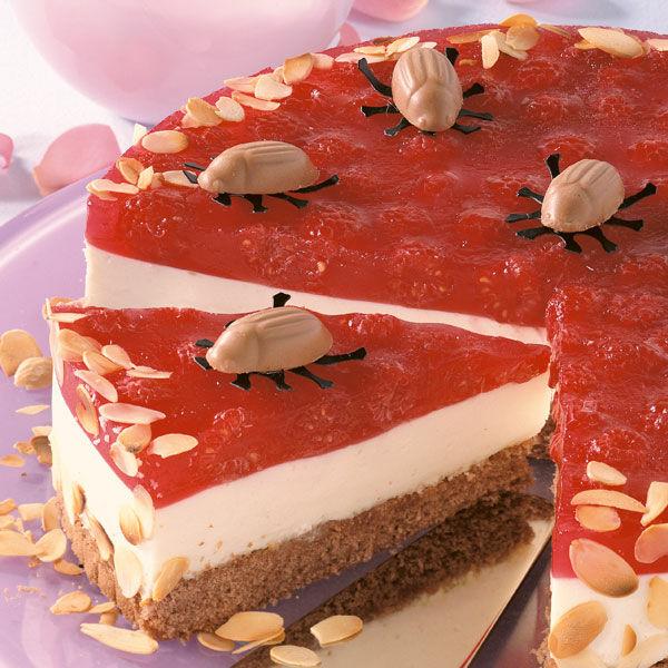 Himbeer Quark Torte Rezept Kuchengotter