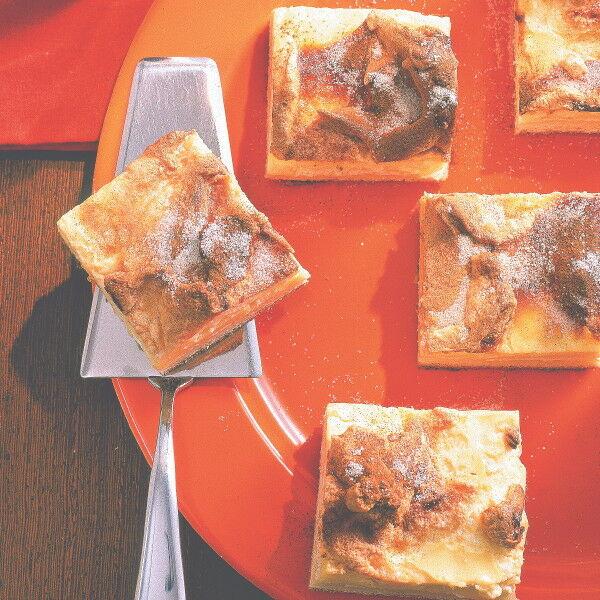 Apfel Vanille Kuchen Rezept Kuchengotter