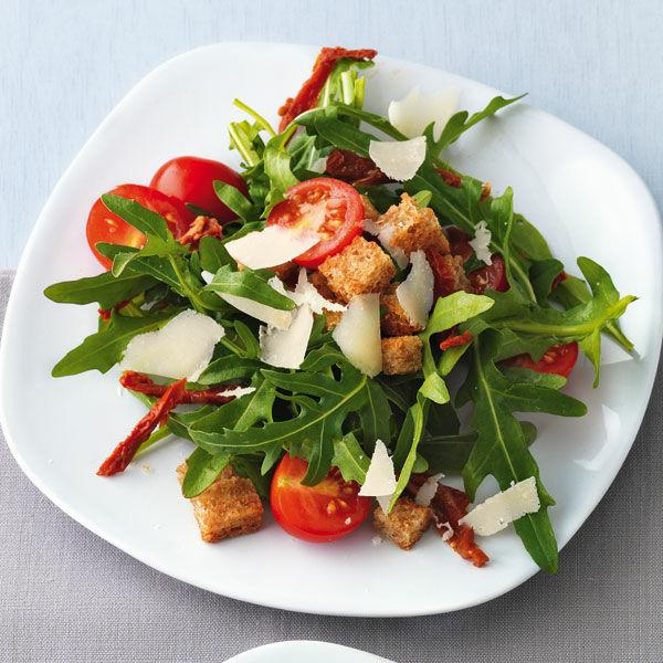 Salat aus rucola