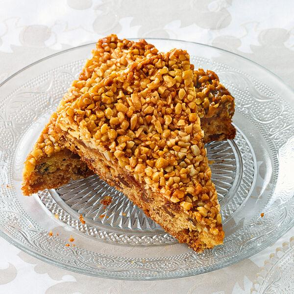 Mandel Honig Kuchen Rezept Glutenfrei Backen Kuchengotter