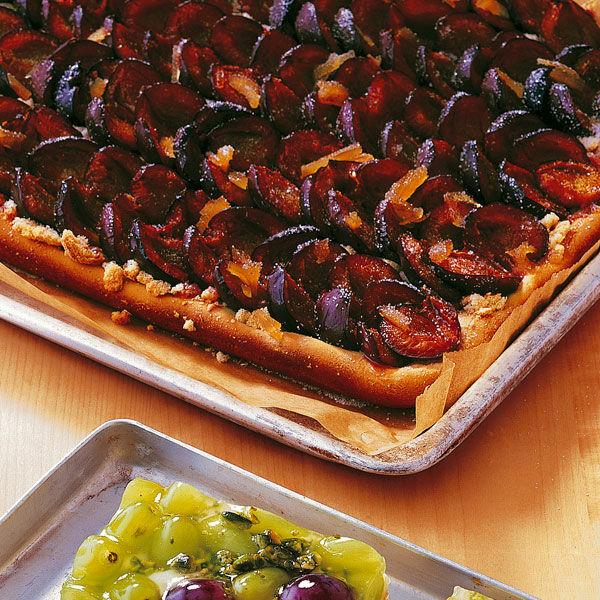 Pflaumen Ingwer Kuchen Rezept Kuchengotter