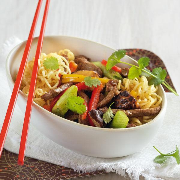Rezepte wok fleisch