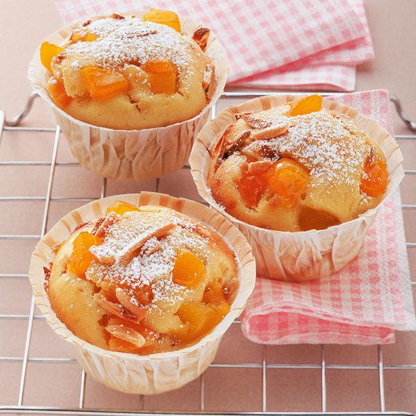 Aprikosen Muffins Mit Maisgrieß Rezept Küchengötter