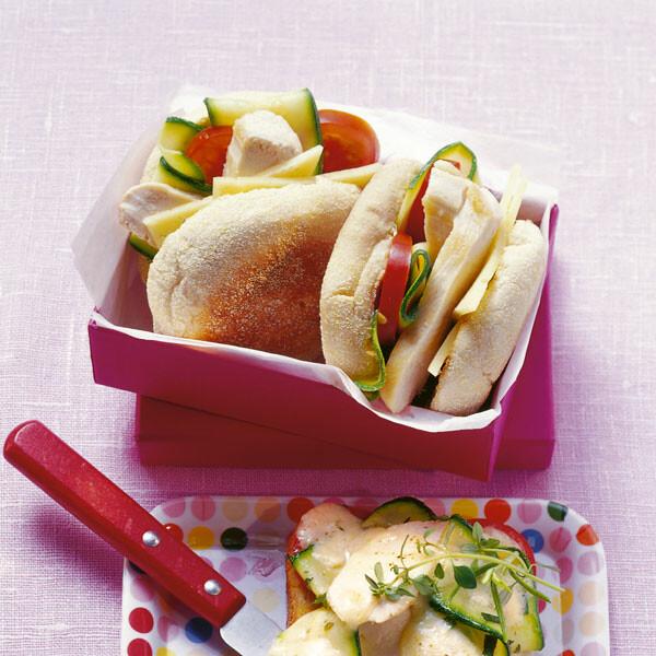 h hnchen sandwich rezept k cheng tter. Black Bedroom Furniture Sets. Home Design Ideas