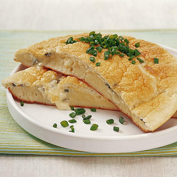 Rezept Für Omelett käse omelette rezept küchengötter