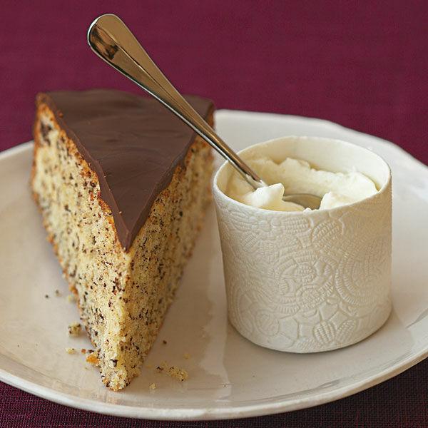 Schoko Vanille Torte Rezept Kuchengotter
