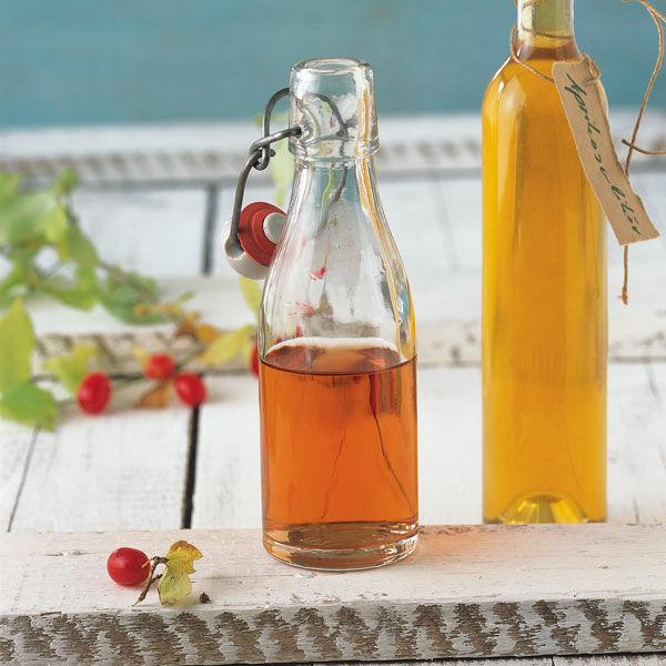 Außergewöhnlich Kornelkirschen-Ratafia Rezept | Küchengötter &RD_39
