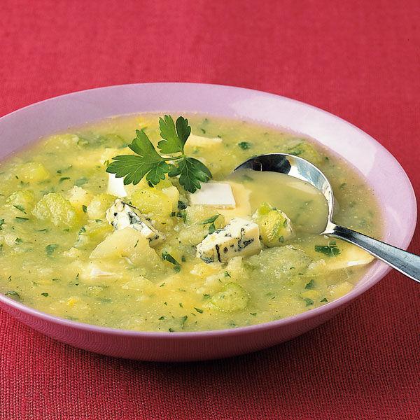 Sellerie-Käse-Suppe Rezept | Küchengötter