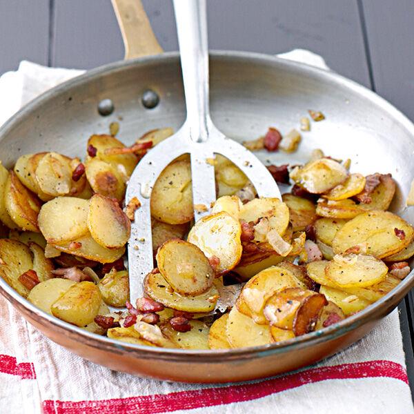 Knusprige Bratkartoffeln Rezept Küchengötter