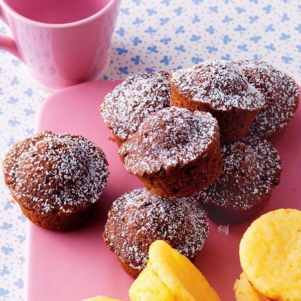 Schoko Mini Muffins Rezept Kuchengotter