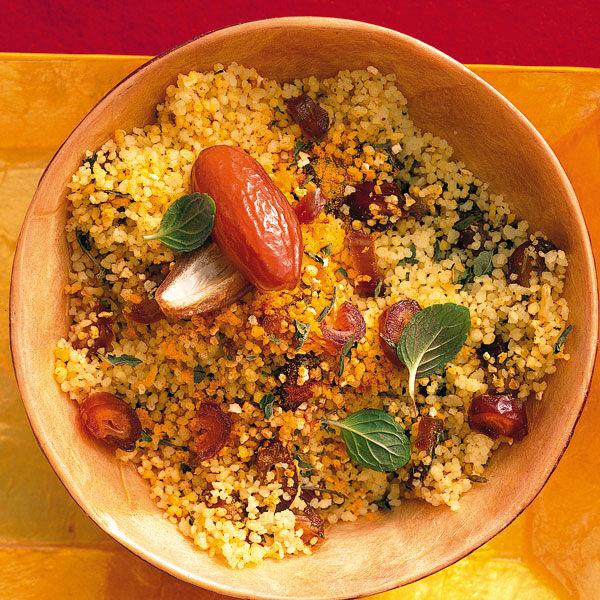 Couscous orientalisch Rezept   Küchengötter