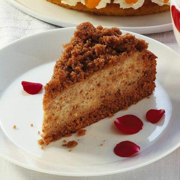 Pudding Krumel Torte Rezept Kuchengotter