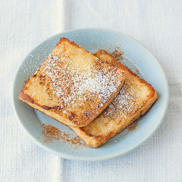 French Toast Mit Zimt Rezept Küchengötter