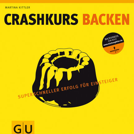 """Crashkurs Backen"" mit Videos"