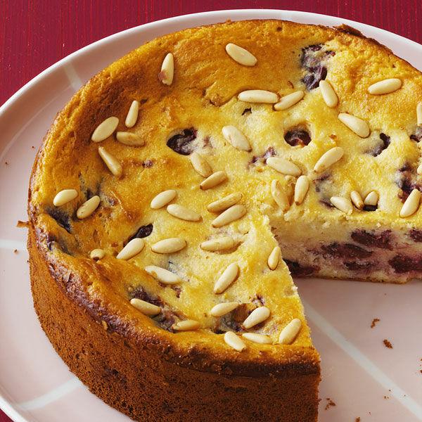 Kase Kirsch Kuchen Ohne Boden Rezept Kuchengotter