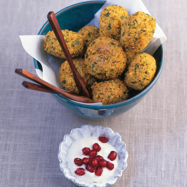 Rezept Bilder falafel rezept küchengötter
