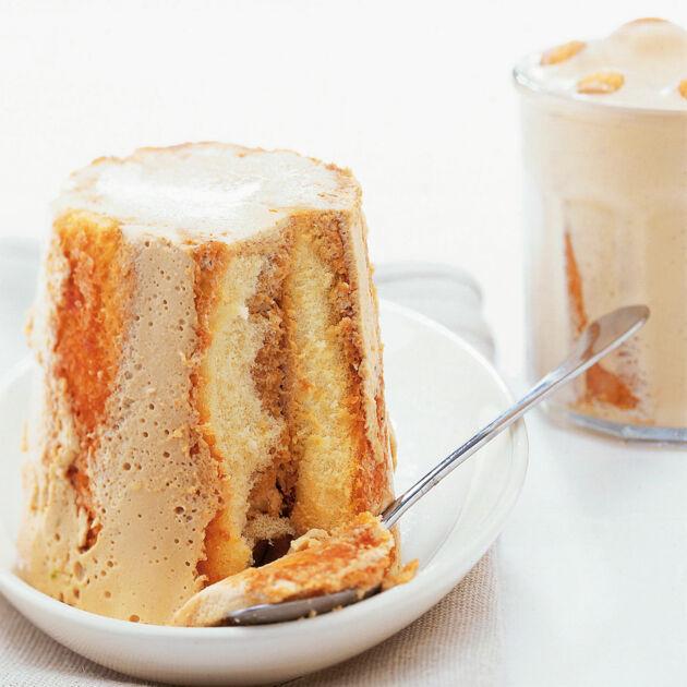 coffee cream cake aus dem glas rezept k cheng tter. Black Bedroom Furniture Sets. Home Design Ideas