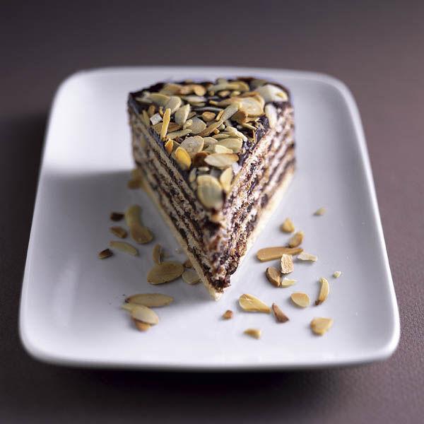 Schoko Schicht Kuchen Rezept Kuchengotter