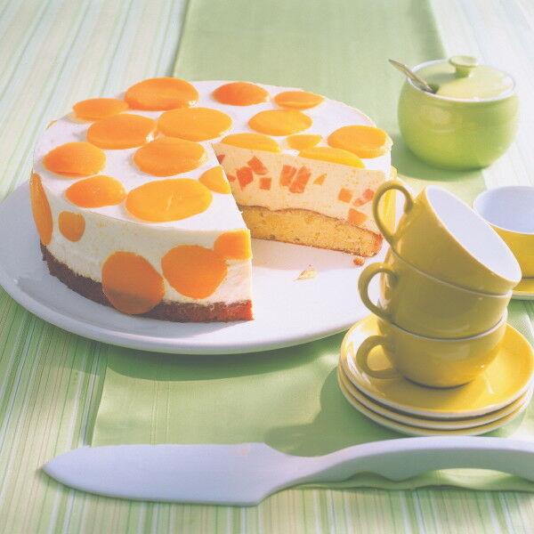 Pfirsich Ricotta Torte Rezept Kuchengotter