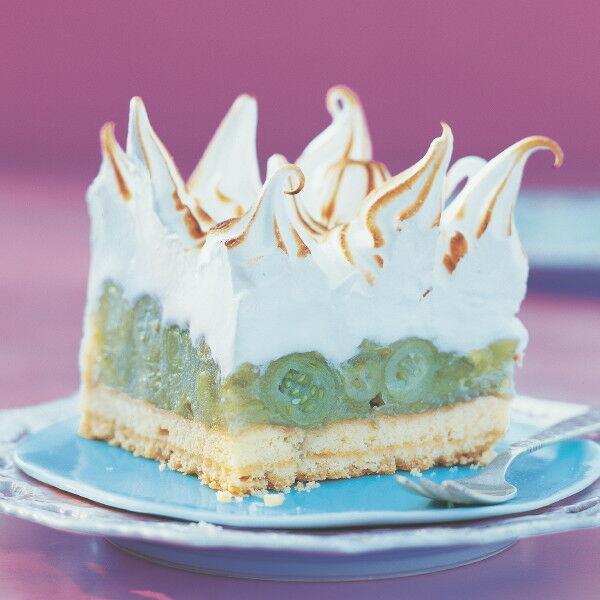 Stachelbeer Torte Rezept Kuchengotter