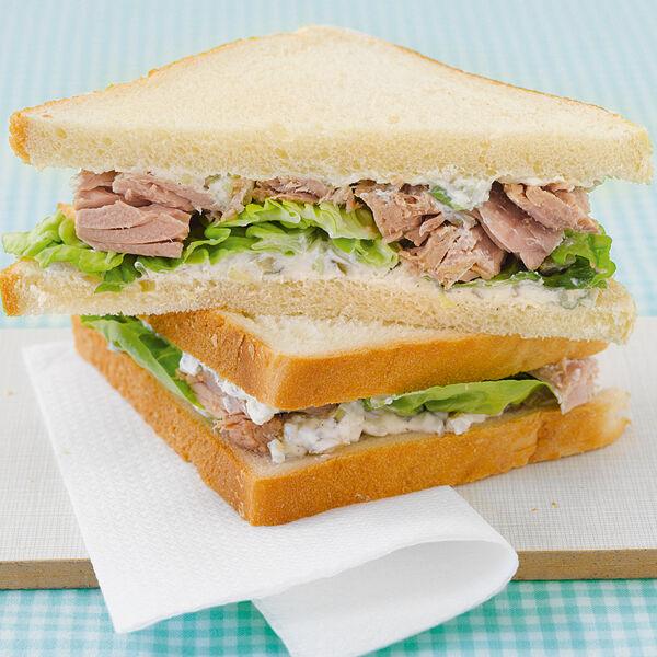 thunfisch sandwich rezept k cheng tter. Black Bedroom Furniture Sets. Home Design Ideas