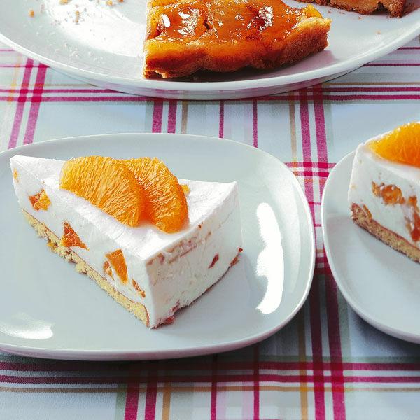 Orangen Quark Torte Rezept Kuchengotter