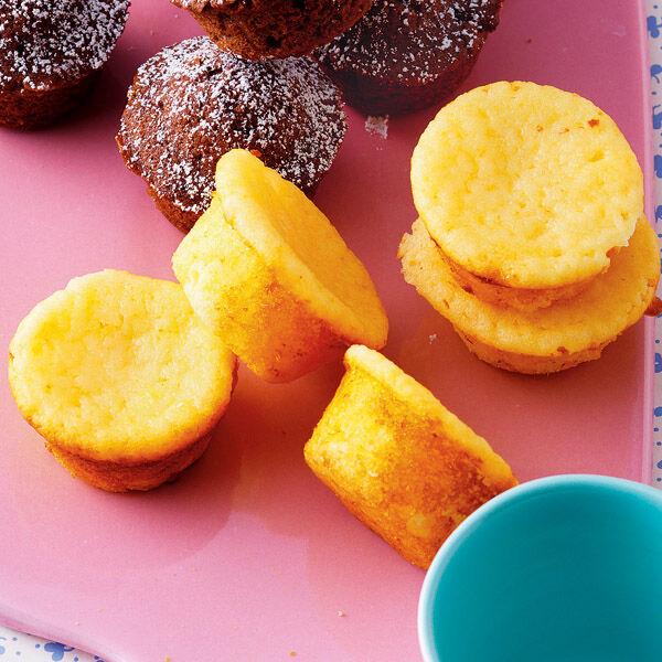 Quark Mini Muffins Rezept Kuchengotter
