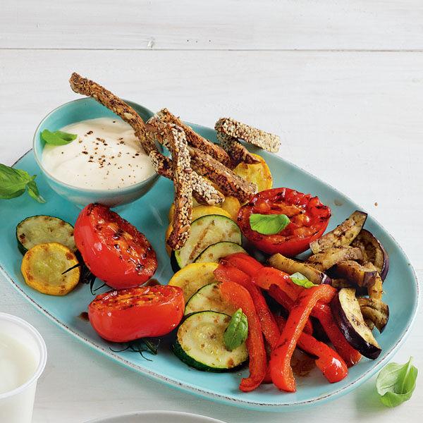 Antipasti-Salat Rezept | Küchengötter