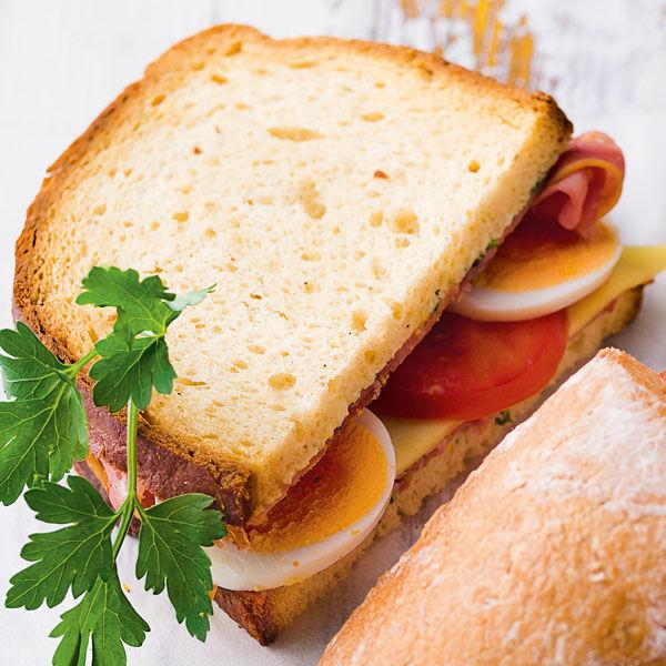 Eier tomaten sandwich rezept glutenfrei k cheng tter - Eier kochen dauer ...