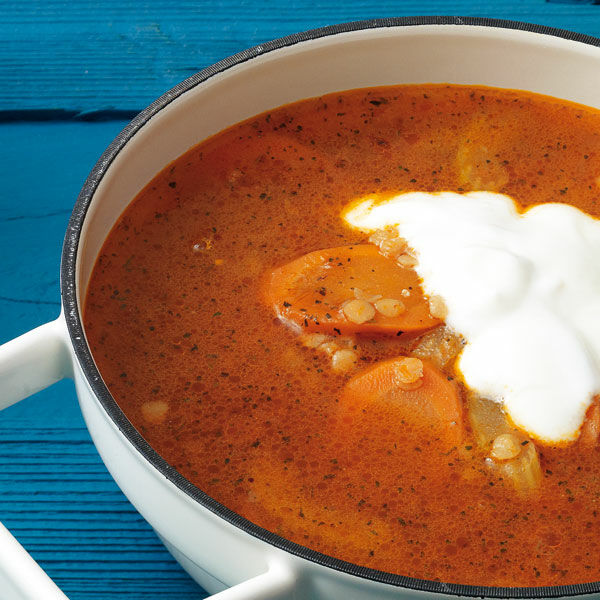 Türkische Linsensuppe Rezept | Küchengötter