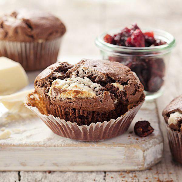 Rezept muffins mit cranberry