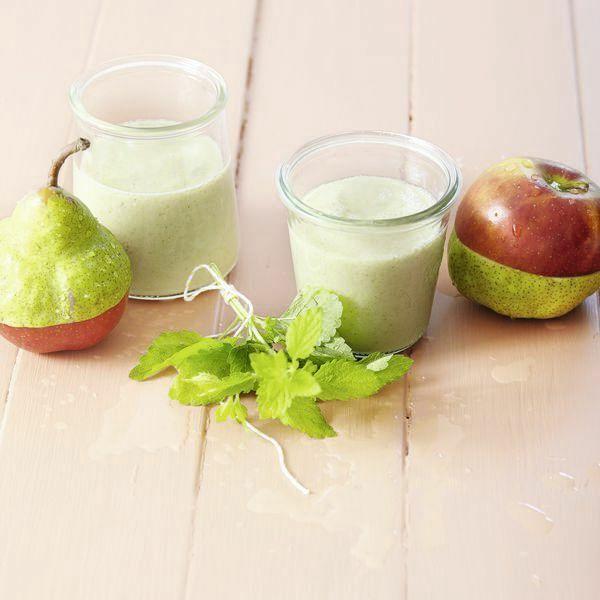 Abnehmen Apfel Smoothie
