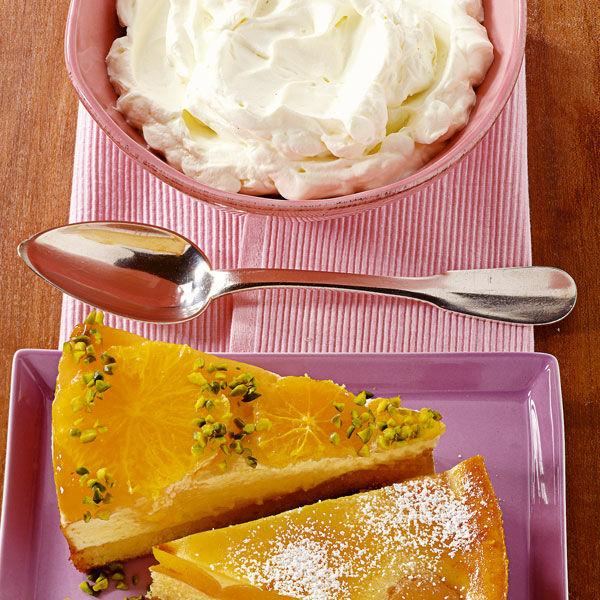 Saftiger Orangen Quarkkuchen Rezept Kuchengotter