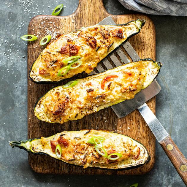 Rezepte mit zucchini ohne fleisch
