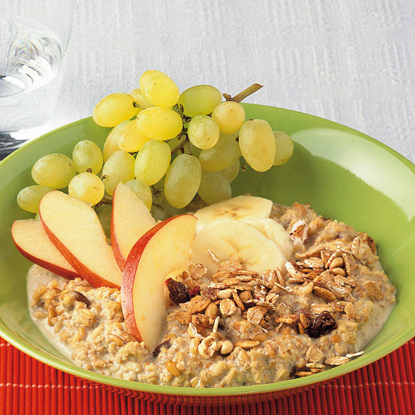 Hafer-Dinkel-Müsli Rezept | Küchengötter
