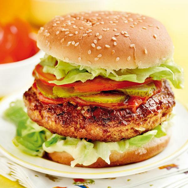 Hamburger Zum Selber Bauen