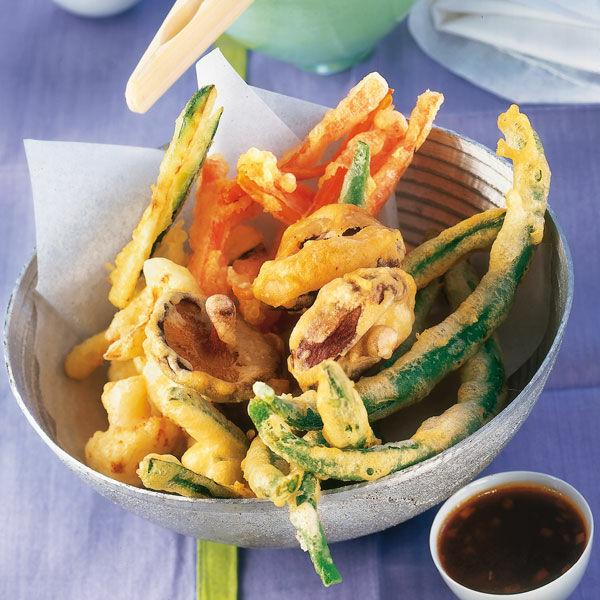 gem se tempura mit dip rezept k cheng tter. Black Bedroom Furniture Sets. Home Design Ideas